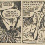 Paul Vlaanderen strip De wapendiefstallen 20