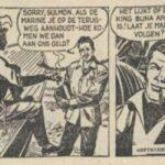 Paul Vlaanderen strip De wapendiefstallen 21