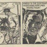 Paul Vlaanderen strip De wapendiefstallen 23