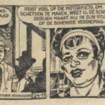 Paul Vlaanderen strip De wapendiefstallen 24