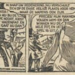 Paul Vlaanderen strip De wapendiefstallen 25