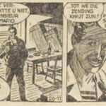 Paul Vlaanderen strip De wapendiefstallen 26
