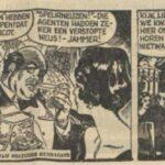 Paul Vlaanderen strip De wapendiefstallen 27