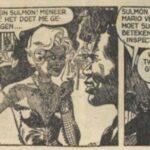Paul Vlaanderen strip De wapendiefstallen 28
