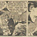 Paul Vlaanderen strip De wapendiefstallen 33