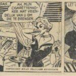 Paul Vlaanderen strip De wapendiefstallen 34
