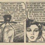 Paul Vlaanderen strip De wapendiefstallen 37