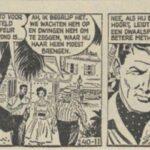 Paul Vlaanderen strip De wapendiefstallen 40