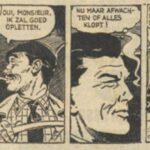Paul Vlaanderen strip De wapendiefstallen 44