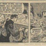 Paul Vlaanderen strip De wapendiefstallen 47
