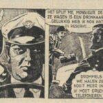 Paul Vlaanderen strip De wapendiefstallen 49