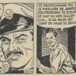Paul Vlaanderen strip De wapendiefstallen 51