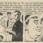 Paul Vlaanderen strip De wapendiefstallen 52