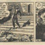 Paul Vlaanderen strip De wapendiefstallen 56