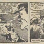 Paul Vlaanderen strip De wapendiefstallen 58