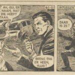 Paul Vlaanderen strip De wapendiefstallen 61