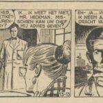 Paul Vlaanderen strip Diefstal en Gros 13