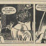 Paul Vlaanderen strip Diefstal en Gros 24