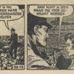Paul Vlaanderen strip Diefstal en Gros 32