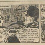 Paul Vlaanderen strip Diefstal en Gros 48