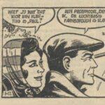 Paul Vlaanderen strip Het Q 40 mysterie 01