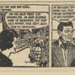 Paul Vlaanderen strip Het Q 40 mysterie 02