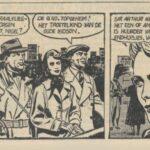 Paul Vlaanderen strip Het Q 40 mysterie 05