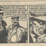 Paul Vlaanderen strip Het Q 40 mysterie 06