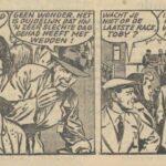 Paul Vlaanderen strip Het Q 40 mysterie 08