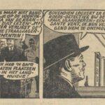 Paul Vlaanderen strip Het Q 40 mysterie 09