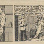 Paul Vlaanderen strip Het Q 40 mysterie 15