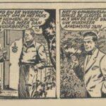Paul Vlaanderen strip Het Q 40 mysterie 16