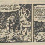 Paul Vlaanderen strip Het Q 40 mysterie 19