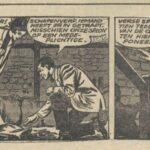 Paul Vlaanderen strip Het Q 40 mysterie 22