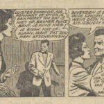 Paul Vlaanderen strip Het Q 40 mysterie 23