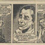 Paul Vlaanderen strip Het Q 40 mysterie 25