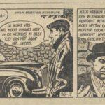 Paul Vlaanderen strip Het Q 40 mysterie 26
