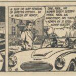 Paul Vlaanderen strip Het Q 40 mysterie 27