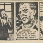 Paul Vlaanderen strip Het Q 40 mysterie 28