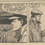 Paul Vlaanderen strip Het Q 40 mysterie 29