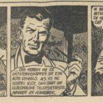 Paul Vlaanderen strip Het Q 40 mysterie 30