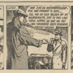 Paul Vlaanderen strip Het Q 40 mysterie 32