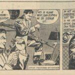 Paul Vlaanderen strip Het Q 40 mysterie 33