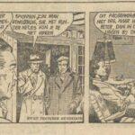 Paul Vlaanderen strip Het Q 40 mysterie 34