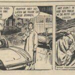 Paul Vlaanderen strip Het Q 40 mysterie 35