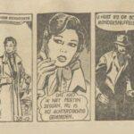 Paul Vlaanderen strip Het Q 40 mysterie 38