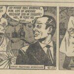 Paul Vlaanderen strip Het Q 40 mysterie 41