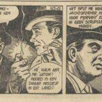 Paul Vlaanderen strip Het Q 40 mysterie 42