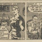 Paul Vlaanderen strip Het Q 40 mysterie 43