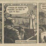 Paul Vlaanderen strip Het Q 40 mysterie 45